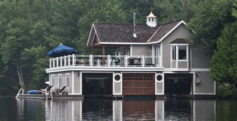 living on a boat in ontario building a boat house in muskoka new construction rules