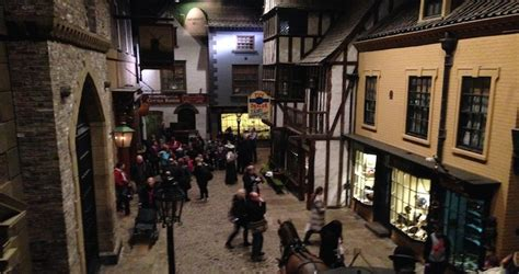 york castle museum step   victorian sweet shop
