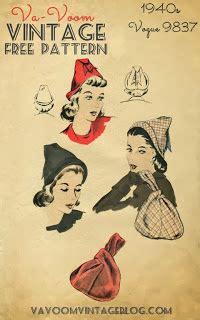 vintage hairstyles book pdf free vintage patterns va voom vintage vintage fashion
