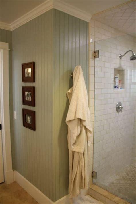 Beadboard For Bathroom Walls by Beadboard Mud Room Wall House