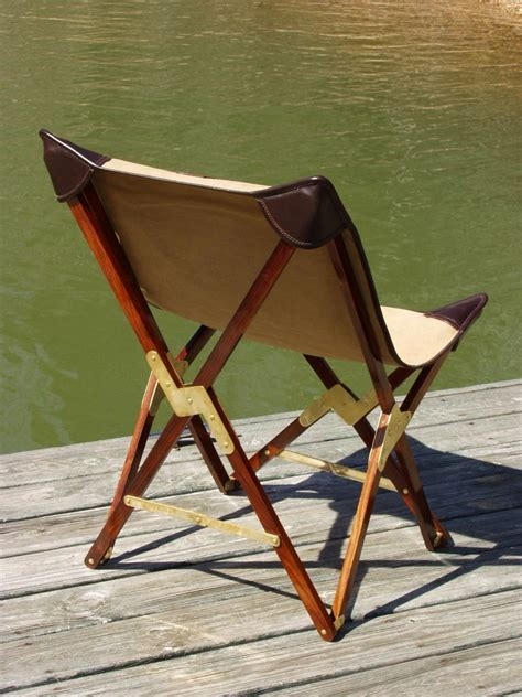 Vintage British Home Decor by Lewis Drake And Associates Martin Safari Chair Sold Out