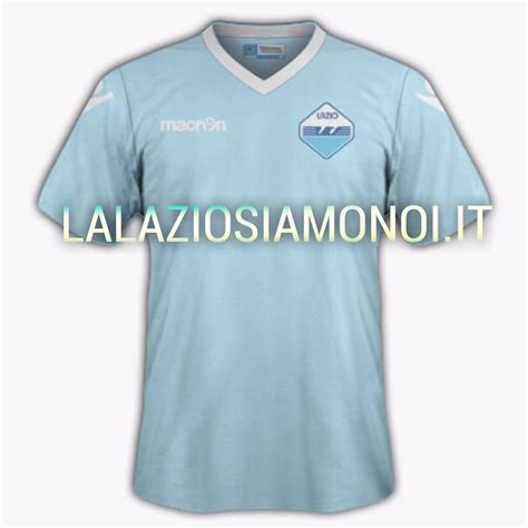 Jersey Lazio Original Home 03 04 lazio 17 18 home away third kit designs leaked footy headlines