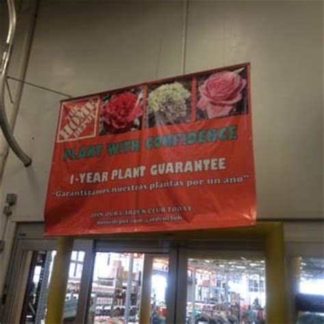 home depot hours tulare ca