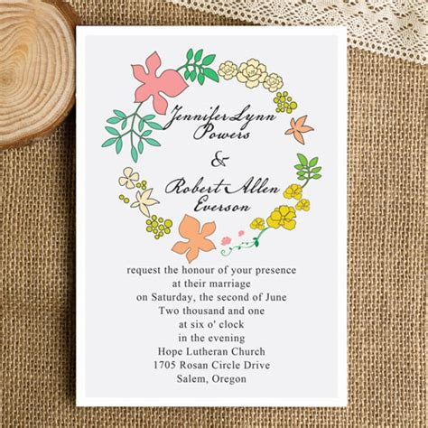 Template After Effect Tema Wedding Paket 7 floral arrangements inspired boho theme wedding ideas and
