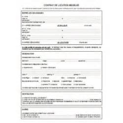 modele bail location meuble 2014 document