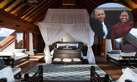obama on necker island inside barack and michelle obama s luxurious necker island