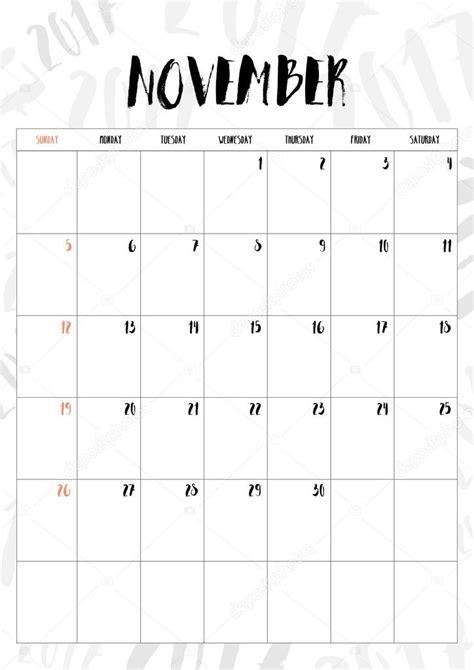 Calendario Noviembre Y Diciembre 2017 Dinero Santander Light
