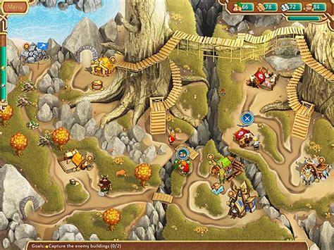 viking themed games viking brothers review