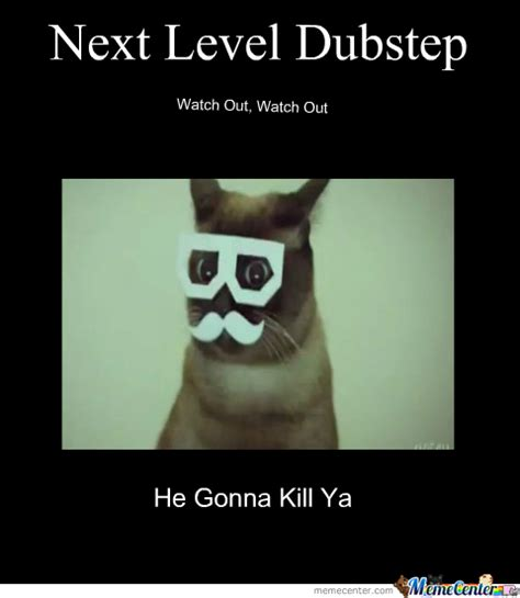 dubstep cat by soldamaster meme center