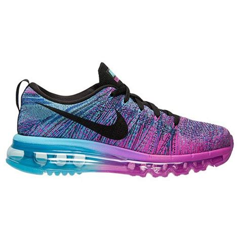 s nike flyknit air max running shoes 620659 502