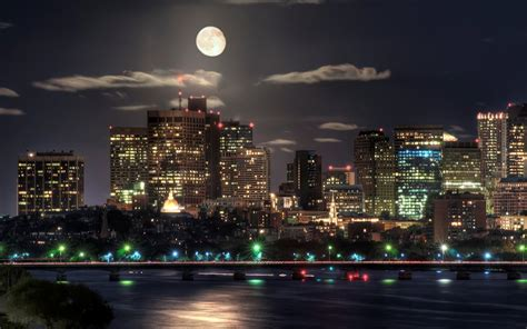City Light Capital by Image Detail For Wallpaper City Lights Moon Hd