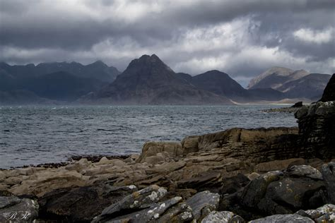 porti della scozia scozia on the road day 7 elgol road to the isles