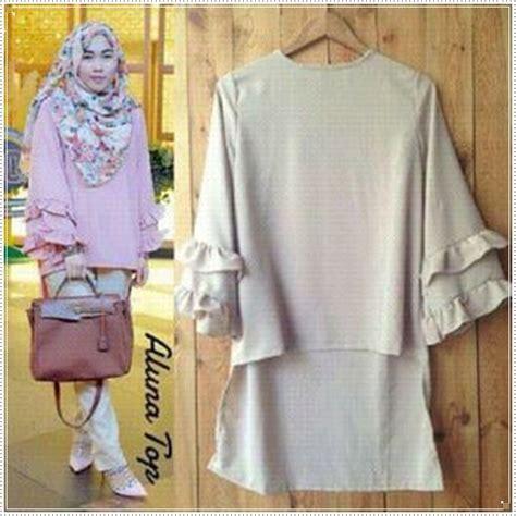 Baju Atasan Muslim Murah Gamis Murah New Square Maxi 1 harga baju wanita grosir baju muslim newhairstylesformen2014
