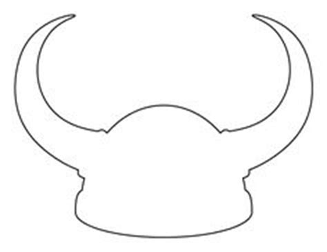 printable viking mask viking ship pattern use the printable outline for crafts