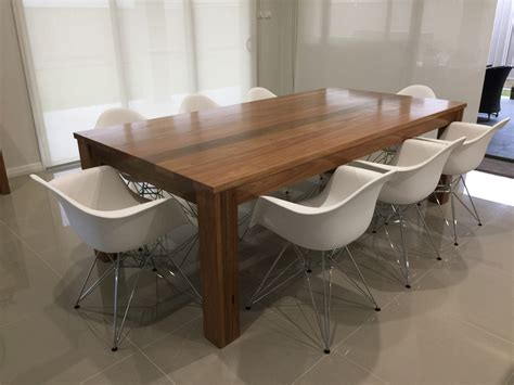 Solid Wood Dining Table Melbourne Rattan Outdoor Furniture Melbourne Chairs Outdoor Complete Your Special Family Gathering