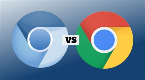 chromium color difference between chrome and chromium browser
