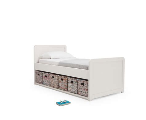 kid bed mazeballs storage bed bed with storage loaf