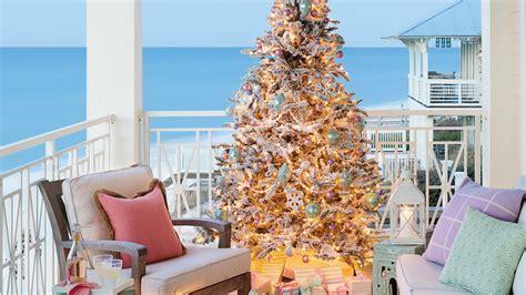 flordia xmas trees swoon worthy house tour coastal living