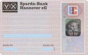 sparda bank hannove bankovn 237 karty sparda bank hannover eg ec 95 sparda
