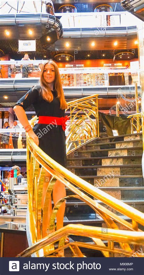 chagner bar aidaprima cruise ship interior stock photos cruise ship interior