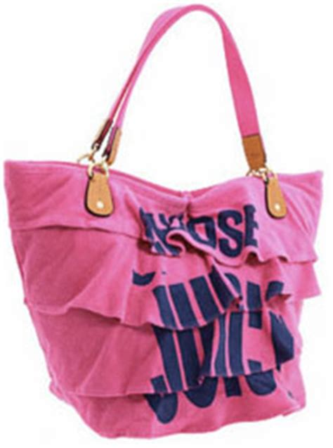 Couture Astor Terry Tote by Couture Terry Generation Y Ruffle Tote