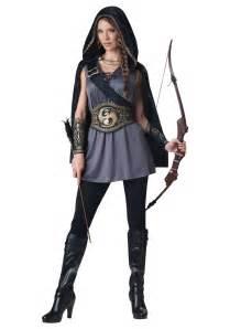 adults halloween costumes huntress costume