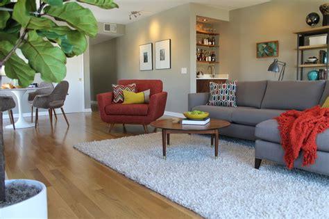 mid century modern rooms mid century modern design living room midcentury