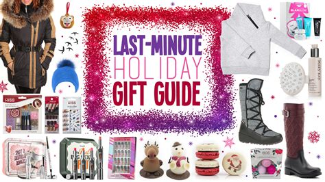 last minute holiday gift guide 171 celebrity gossip and