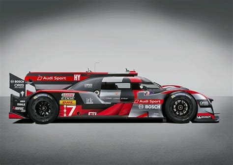audi race car 2016 r18 lmp1 is audi s most powerful and efficient racer ever