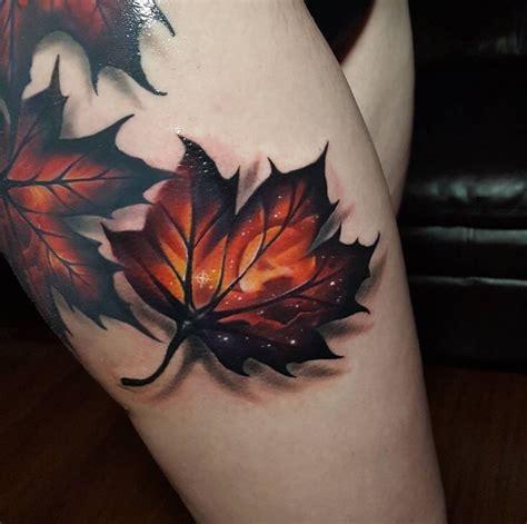 autumn leaves tattoo autumn leaves tattoos autumn leaves