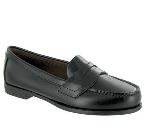 womens classic loafers eastland s classic ii loafers a114667 qvc