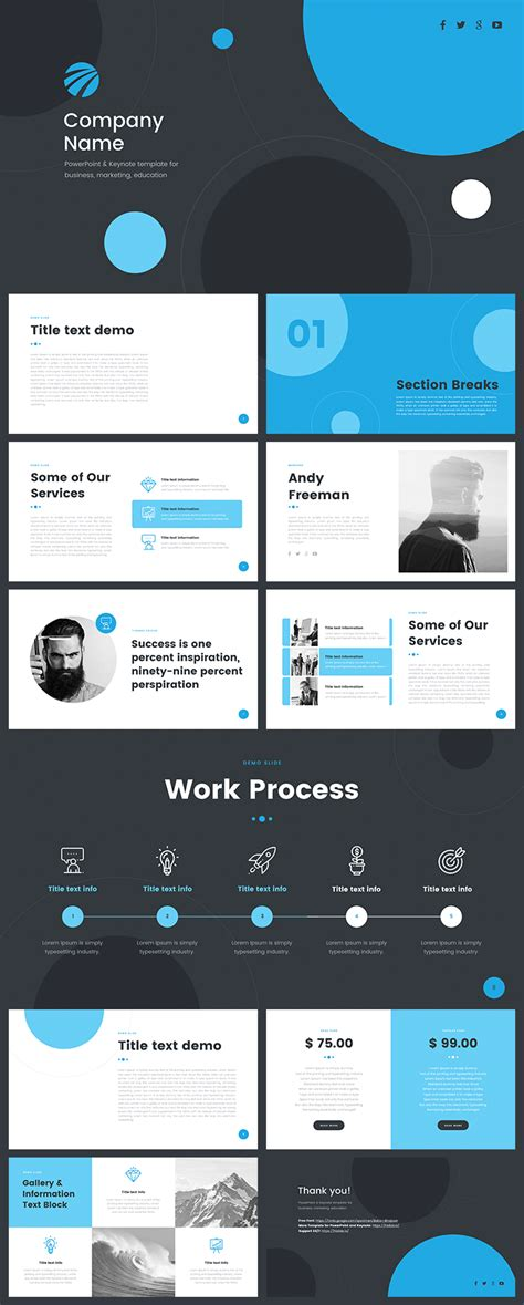 Free Company Profile Template Powerpoint Download Free Now Company Profile Powerpoint Template Free