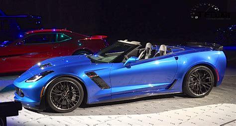 put 2015 z06 performance parts on your c7 chevy corvette