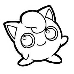 Pokemon Jigglypuff Coloring Page   Download & Print Online Coloring