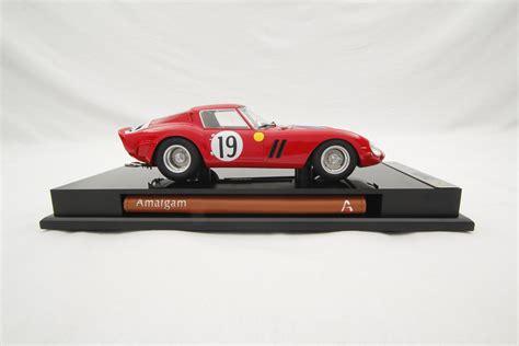 ferrari classic models amalgam ferrari 250 gto 1 18 scale 187 revilo classic models