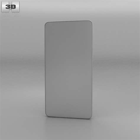 Xiaomi Redmi 2 White xiaomi redmi 2 white 3d model hum3d