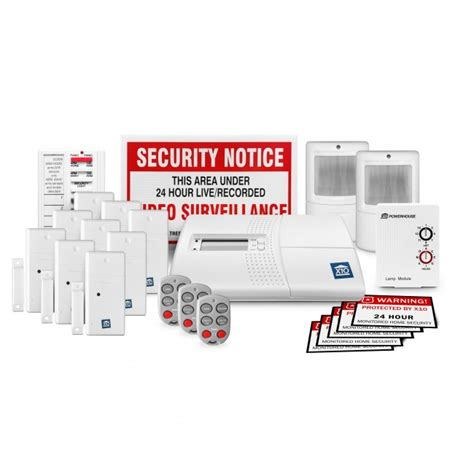 no monthly fee 23 max x10 security system