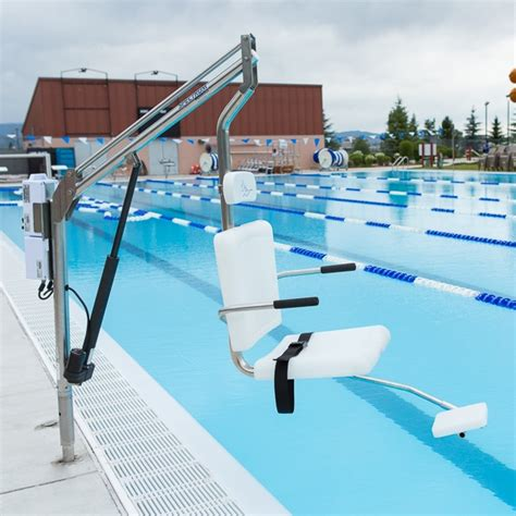 Pool Chair Lift by Spectrum Products 187 Product Categories 187 Battery Powered