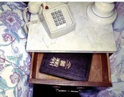 hotel room bibles business of signs of the times archives