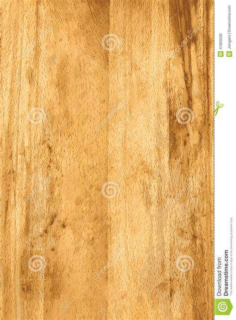 light wood table top vector pine or light wood textured wood background stock