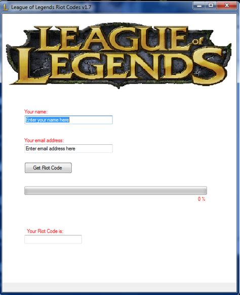 League Of Legends Code Giveaway - free lol riot codes league of legends riot codes giveaway league of legends riot points
