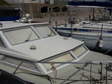 barche cabinate usate coronet 27 in pto portoferraio imbarcazioni cabinate