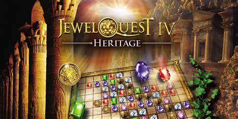 jewel quest  heritage nintendo dsiware games nintendo