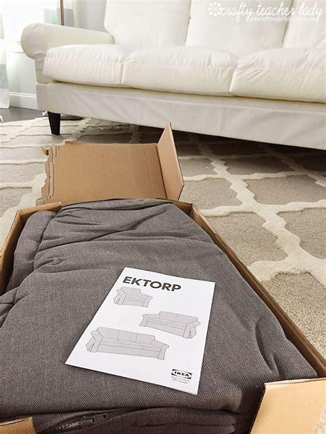 assembling ektorp sofa 17 best images about home decor designing on pinterest