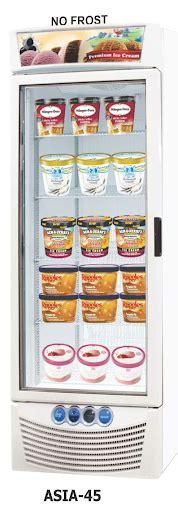 Freezer Es Batu Besar jual mesin pemajang es krim up right glass door freezer