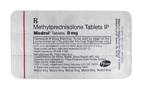 Methylprednisolon 4mg medrol buy medrol