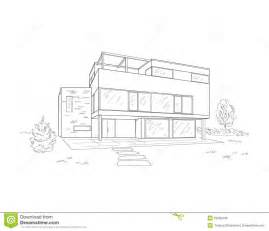 How To Draw Building Building Drawing Royalty Free Stock Images Image 25950409
