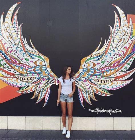 pin de jennifer talley em public art desenho de asas de
