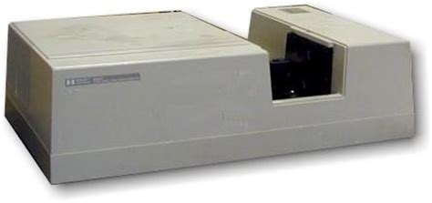 diode array spectrophotometer hp 8452a diode array spectrophotometer hewlett packard evisa s instruments database