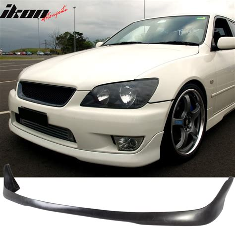 lexus tr 01 05 lexus is300 sedan 4dr tr altezza sxe10 front bumper